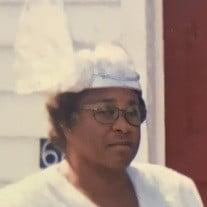 Pastor Eunice P. Gray