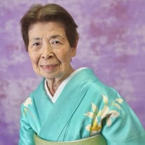 Motoko Harashima McAdory