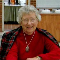 Gladys Hazel Scarlette