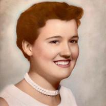 Mary Ellen Patrick (nee McGuire)