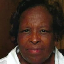 Mrs. Margaret Ann Beverly Roberts