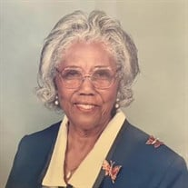 Mrs. Carrie Mae McNair