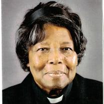 Pastor Yvonne M. Bell