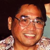 Benito Reyes Nalawagan Sr.