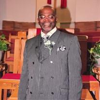 Rev. Reginald Van Woods, Sr.