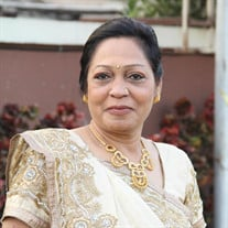 Urmilaben Shashikant Patel