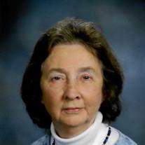 Mrs. Joyce Marie Tice