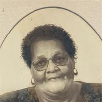 Mrs. Victoria Cheers Barrow