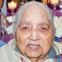 Gangaben P. Patel
