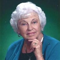 Nancy Mary Hartman