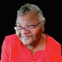 Mrs. Jacqueline Rowland