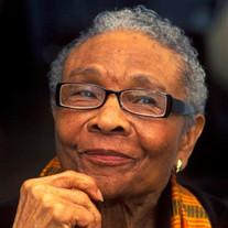 Mrs. Marian Abel Jones