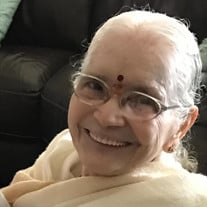 Manjulaben R. Patel