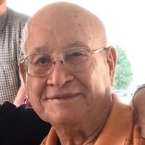 Hubert L Parker