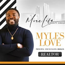 Myles Xavier Love