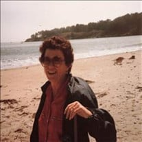 Sheila Mary Mohs