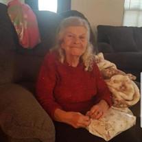 Mrs. Patricia Ann Allison