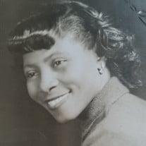 Mrs. Wyolene Smith McBride