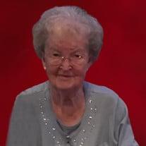 Mary Frances Johnson