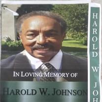 Mr. Harold W Johnson