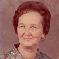 Wilma Barrier Haynes White