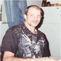 Christopher Leslie Shoulders