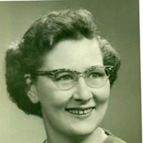 Virginia Lee Hedger