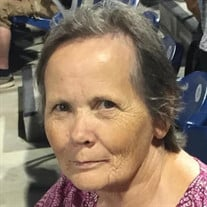 Betty Sue Parmely Saxton of Bethel Springs, Tennessee