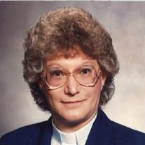Dr. Rev. Linda Diane Walters