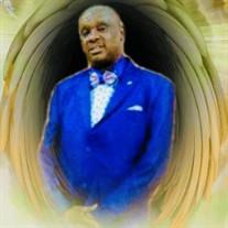 Mr Arthur Lee Thompson Jr