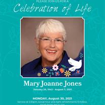 Mary Joanne Jones