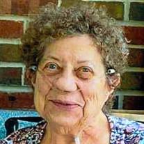 June Evans Fleenor
