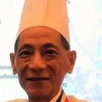 Chef Ying Jing [King] Ma