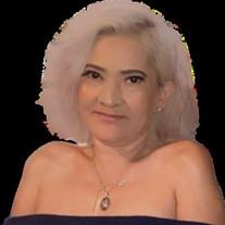 """Laura """"Doña Laurita"""" Merino Huerta"""