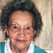 Juanita Pansy Strohm