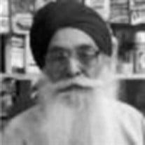 Sardar Bhag Singh Maan