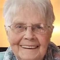 Mary Alice Manning Bartlett
