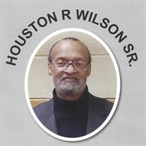 Mr. Houston Roger Wilson s