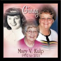 """Mary V. """"Ginny"""" Kulp"""