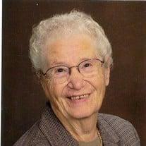 Thelma Marie Borrink