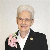 Sister M. Dorothy Bucko, O.S.F.