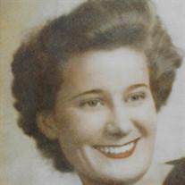 Blanche Lorraine Burton