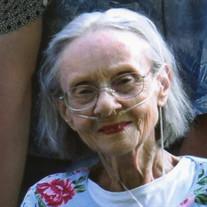 Mary Frances Burger