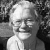 Veloria Maxine Clayton
