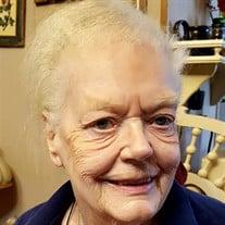 Betty (Elizabeth A.) Rummo