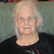 Mary Frances Jackson