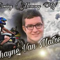 Shayne M. Van Matre