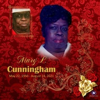 Ms. Mary Louise Cunningham