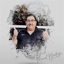 Manuel Mendoza Jr.