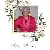 Sylvia Samerson
